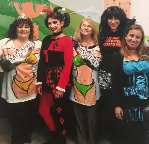 Happy Halloween from the team at Family Dentistry in Maple